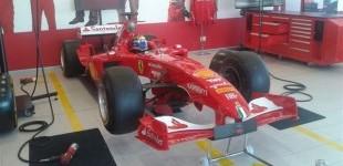 Wizyta w muzeum Ferrari